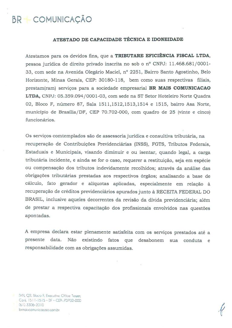 BR MAIS COMUNICAÇAO - ATESTADO INSS-1
