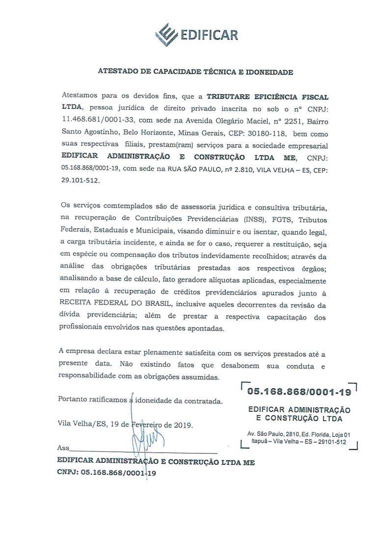 EDIFICAR - ATESTADO INSS-1