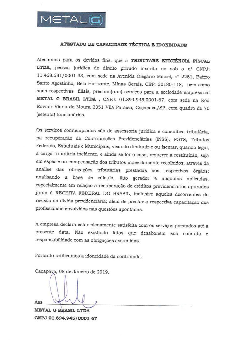 METAL G - ATESTADO INSS-1