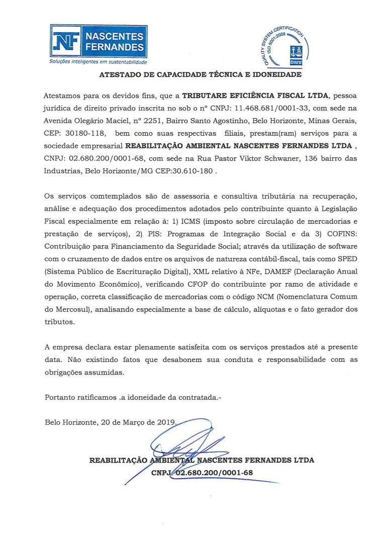 NASCENTES FERNANDES - ATESTADO ICMS-1