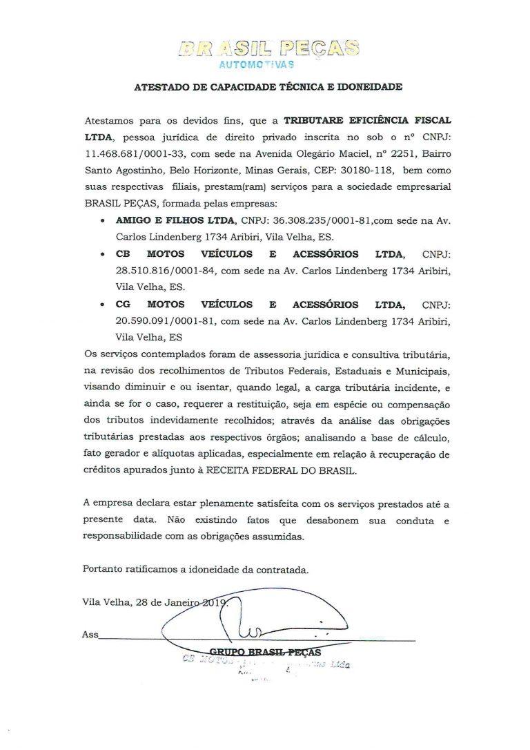 BRASIL PEÇAS - ATESTADO INSS-1